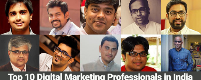 Top 10 Digital Marketers In India | Prashantji Services