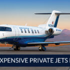 Top 5 Most expensive Private Jets In the World